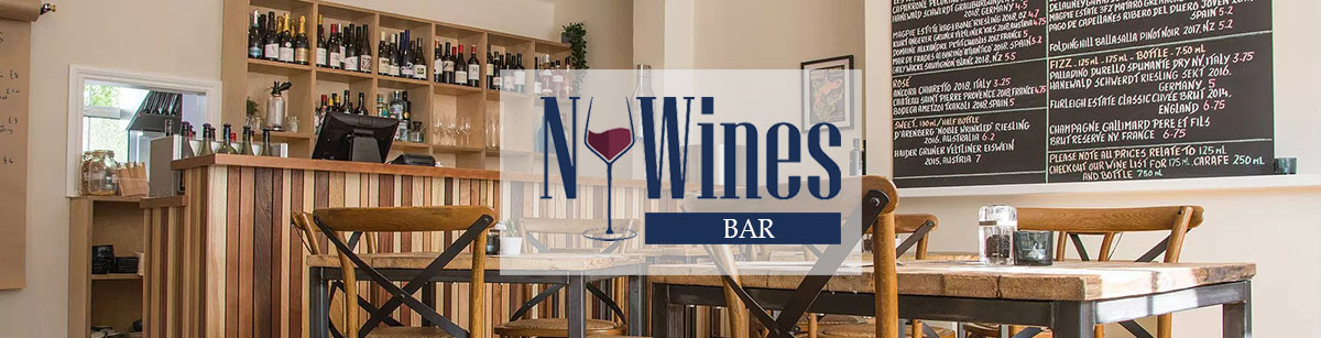 NY Wines Bar Banner