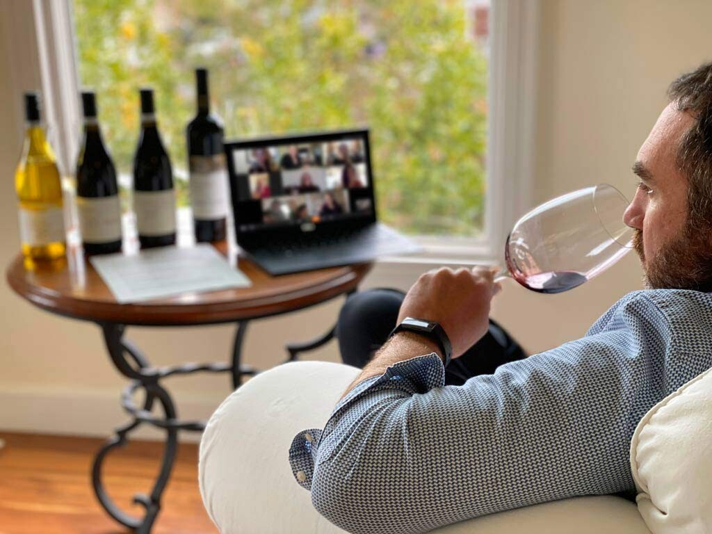 Online tastings with NYW