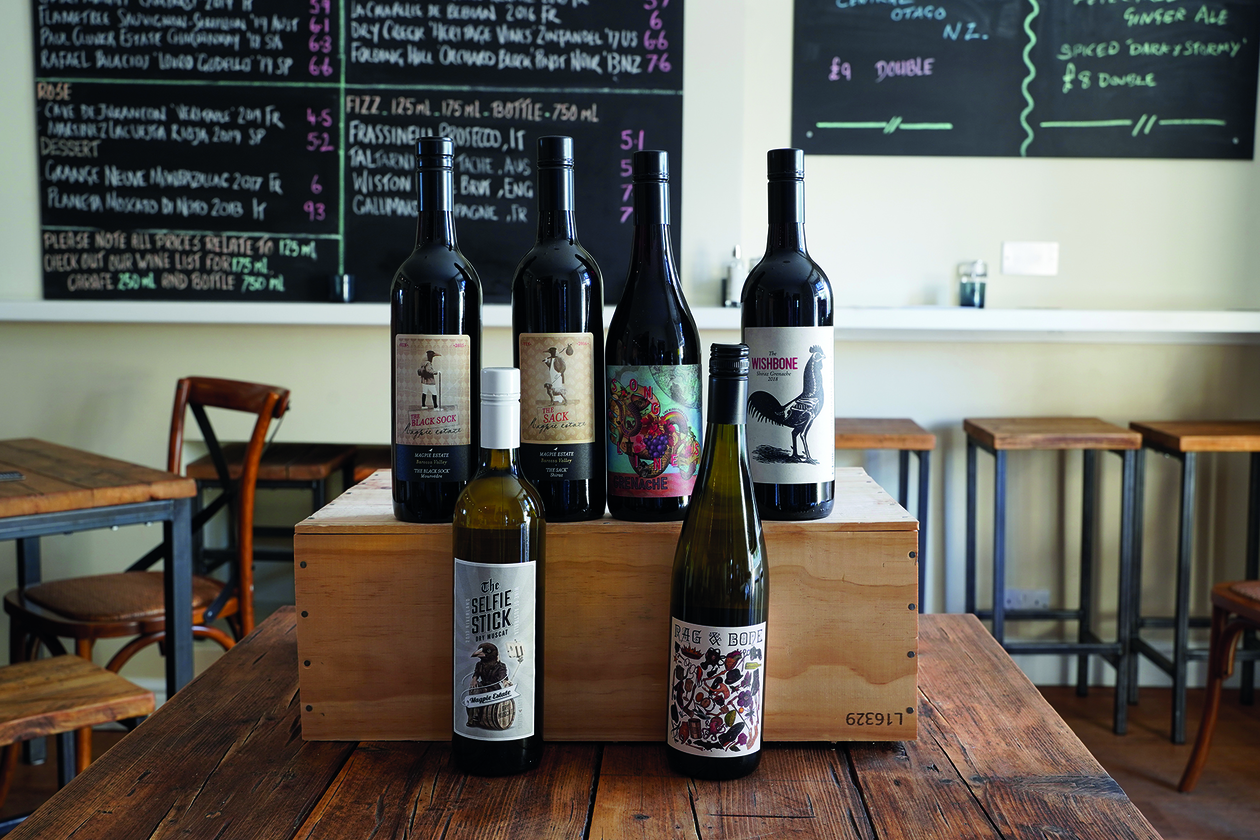 magpie mixed wines