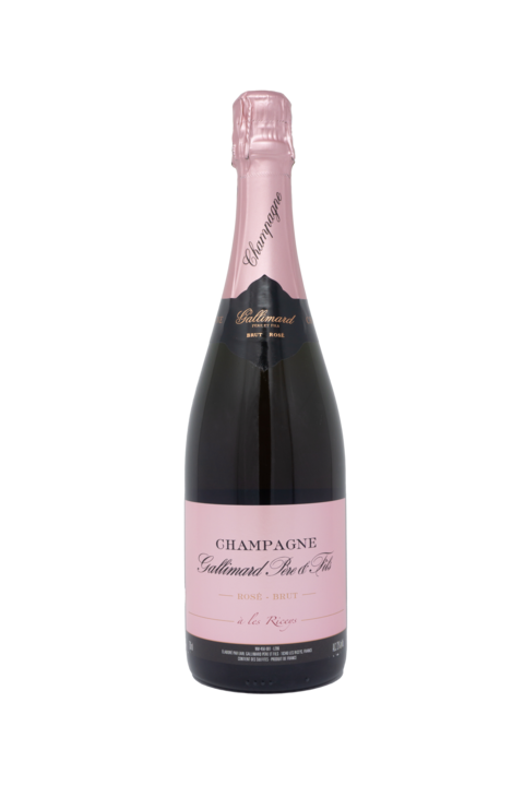 gallimard champagne rose
