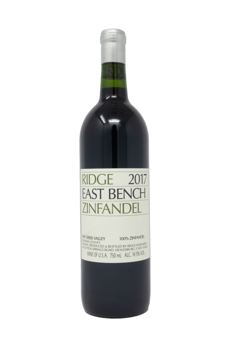 Ridge 'East Bench' Zinfandel