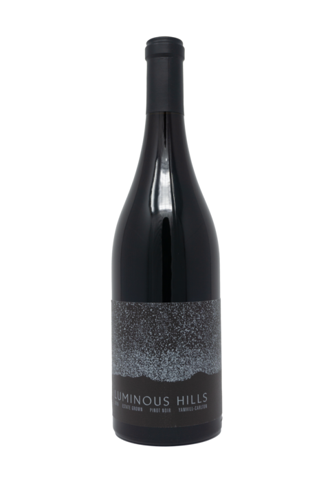 Luminous Hills 'Estate Grown' Pinot Noir Half
