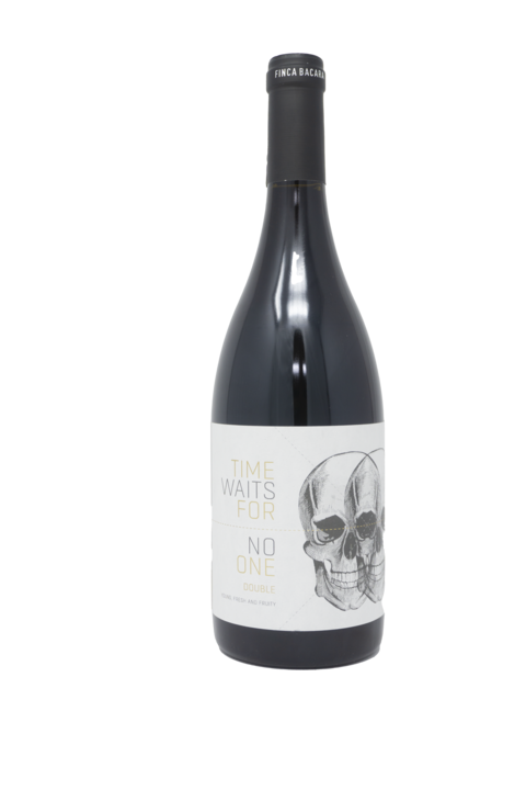 Finca Bacara Time Waits For No One 'White Skulls' Jumilla